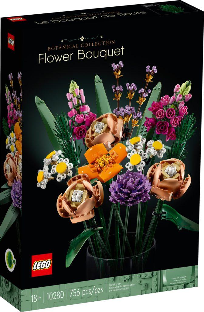 LEGO Creator Expert 10280 Blumenstrauß | ©LEGO