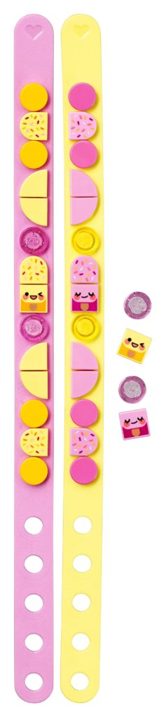 LEGO DOTS 41910 Eiscreme Freundschaftsarmbänder | ©LEGO Gruppe