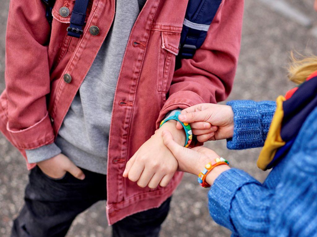 LEGO DOTS 41918 Abenteuer Freundschaftsarmbänder | ©LEGO Gruppe