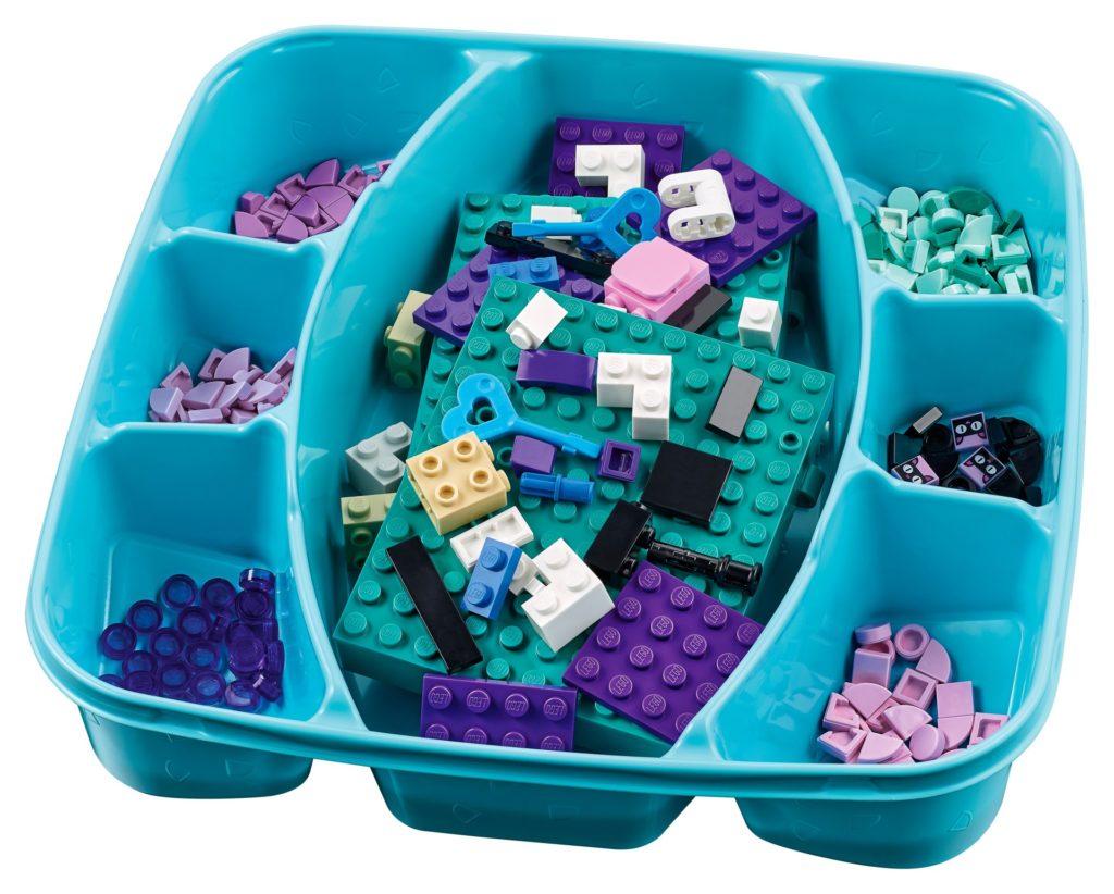 LEGO DOTS 41925 Geheimbox mit Schlüsselhalter | ©LEGO Gruppe