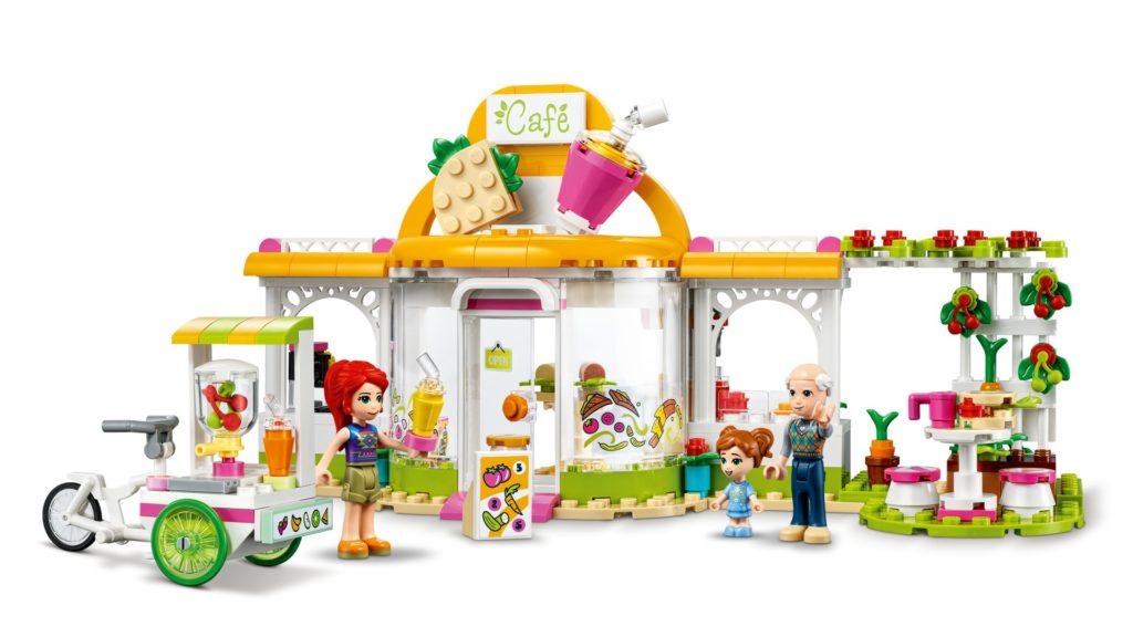 LEGO Friends 41444 Heartlake City Bio-Café | ©LEGO Gruppe