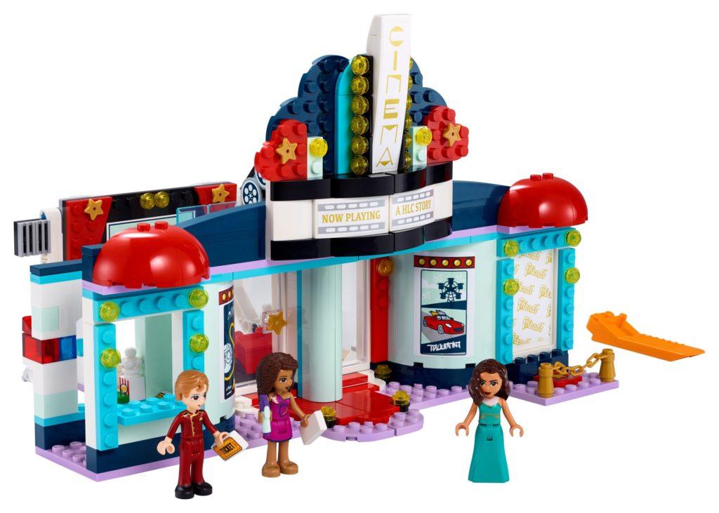 LEGO Friends 41448 Heartlake City Kino | ©LEGO Gruppe
