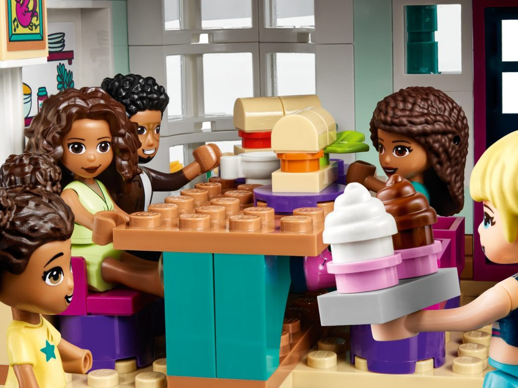 LEGO Friends 41449 Andreas Haus | ©LEGO Gruppe