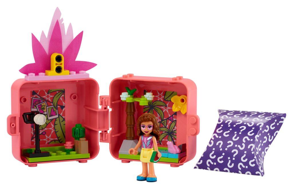 LEGO Friends 41662 Olivias Flamingo-Würfel | ©LEGO Gruppe
