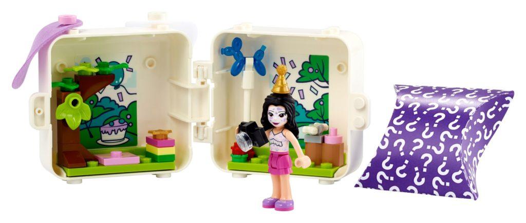 LEGO Friends 41663 Emmas Dalmatiner-Würfel | ©LEGO Gruppe