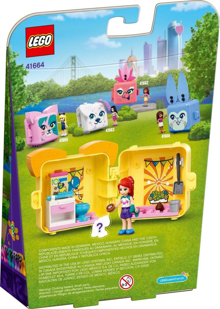 LEGO Friends 41664 Mias Mops-Würfel | ©LEGO Gruppe