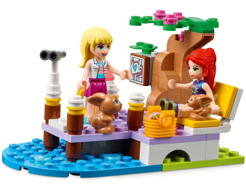 LEGO Friends 41692 Tierrettungshubschrauber | ©LEGO Gruppe