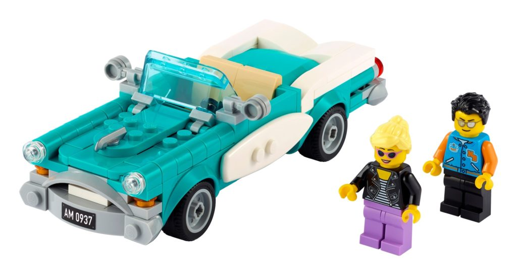 LEGO IDEAS 40448 Oldtimer   ©LEGO Gruppe