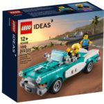 LEGO IDEAS 40448 Oldtimer als Gratisbeigabe ab 1. Januar 2021