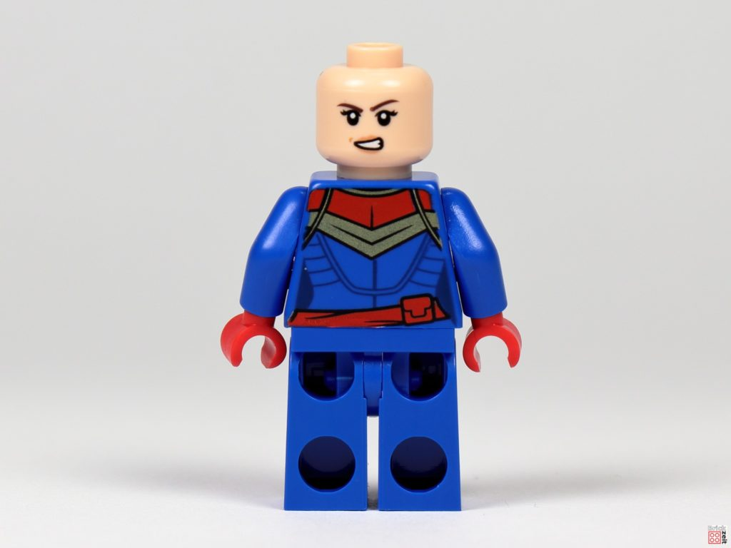 Captain Marvel, Item-Nr. 242003 | ©Brickzeit