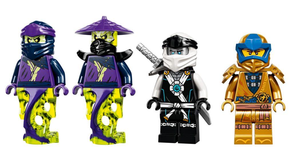 LEGO Ninjago 71738 Zanes Titan-Mech   ©LEGO Gruppe