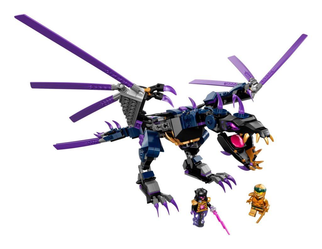 LEGO Ninjago 71742 Der Drache des Overlord   ©LEGO Gruppe