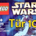 Tür 10 - LEGO Star Wars Adventskalender