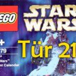 Tür 21 - LEGO Star Wars Adventskalender | ©LEGO Gruppe
