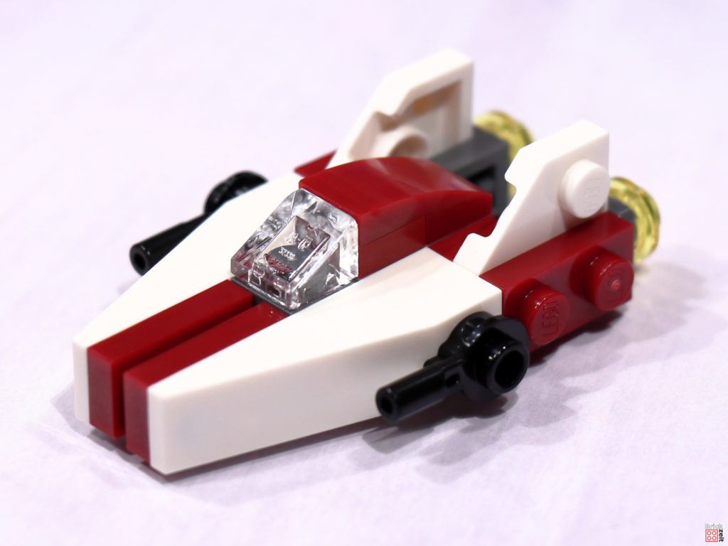LEGO Star Wars 75279 Adventskalender 2020 - Tür 1, A-Wing | ©Brickzeit