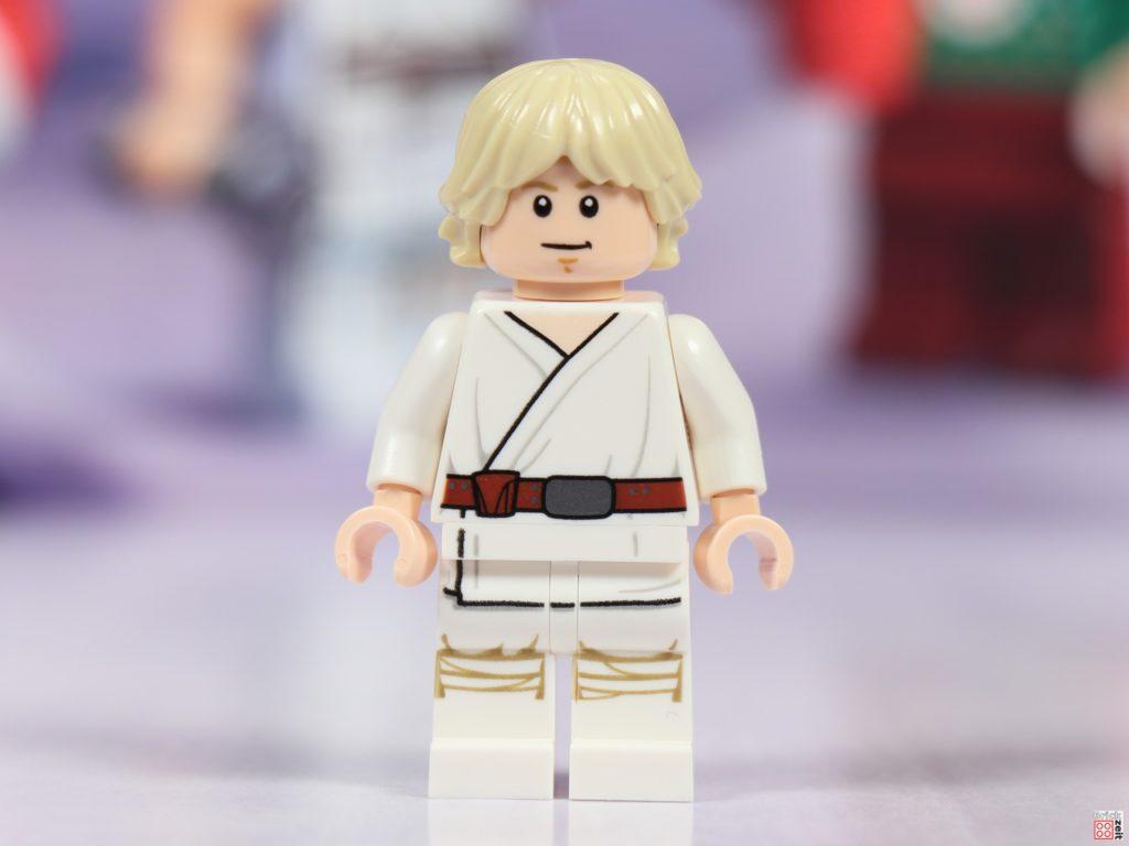 LEGO Star Wars 75279 Adventskalender 2020 - Tür 4, Luke Skywalker im Tatooine-Outfit | ©Brickzeit