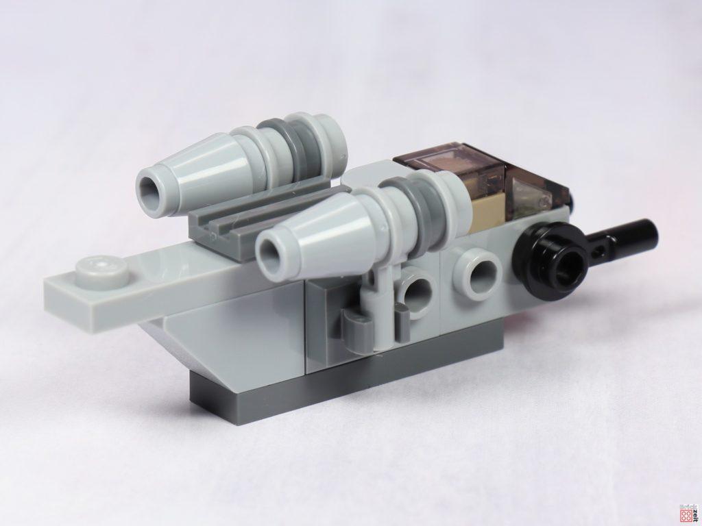LEGO Star Wars 75279 Adventskalender 2020 - Tür 5, kleine Razor Crest | ©Brickzeit
