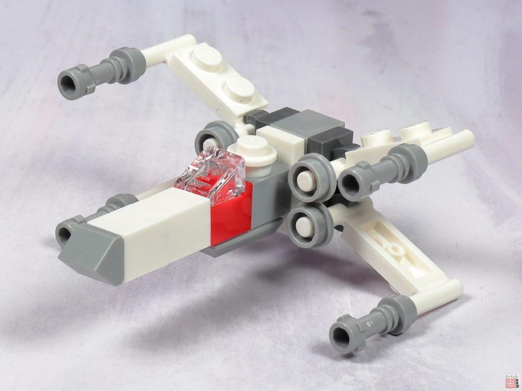 LEGO Star Wars 75279 Adventskalender 2020 - Tür 8, X-Wing | ©Brickzeit