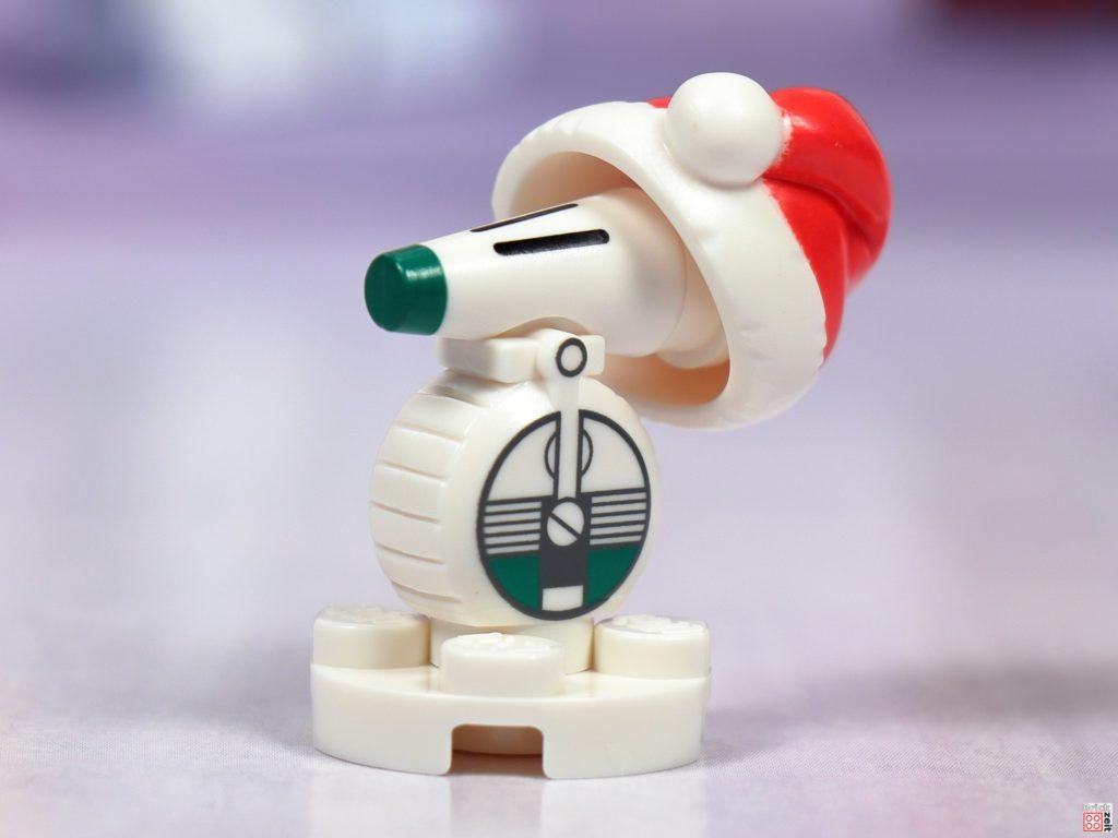 LEGO Star Wars 75279 Adventskalender 2020 - Tür 10, D-O mit Weihnachtsmütze | ©Brickzeit