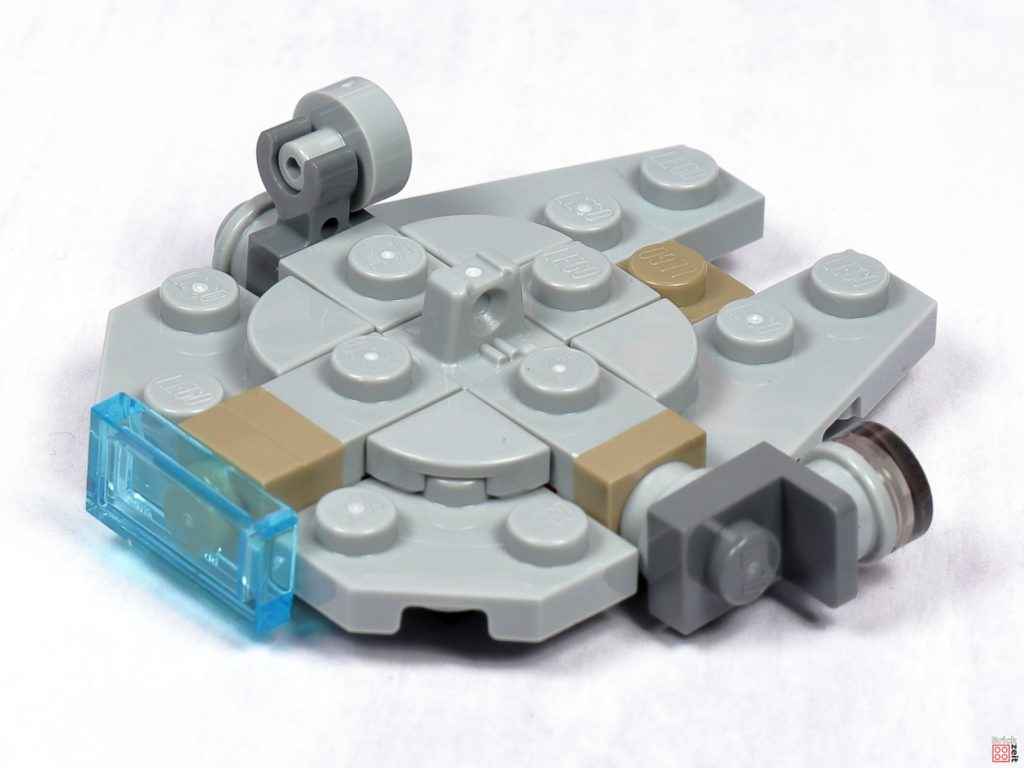 LEGO Star Wars 75279 Adventskalender 2020 - Tür 11, Millennium Falcon | ©Brickzeit