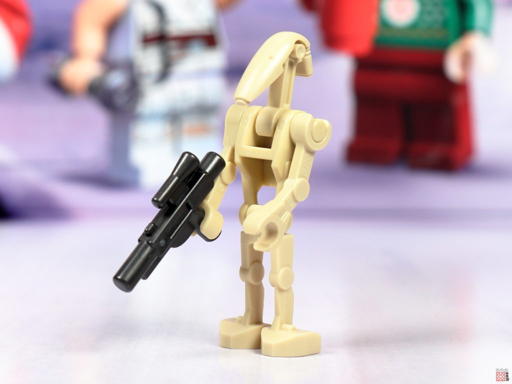 LEGO Star Wars 75279 Adventskalender 2020 - Tür 14, Kampfdroide   ©Brickzeit