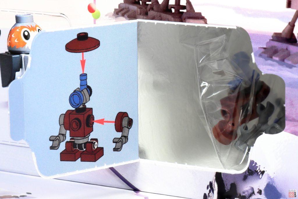 LEGO Star Wars 75279 Adventskalender 2020 - Tür 17, Boxendroide der DUM-Serie | ©Brickzeit