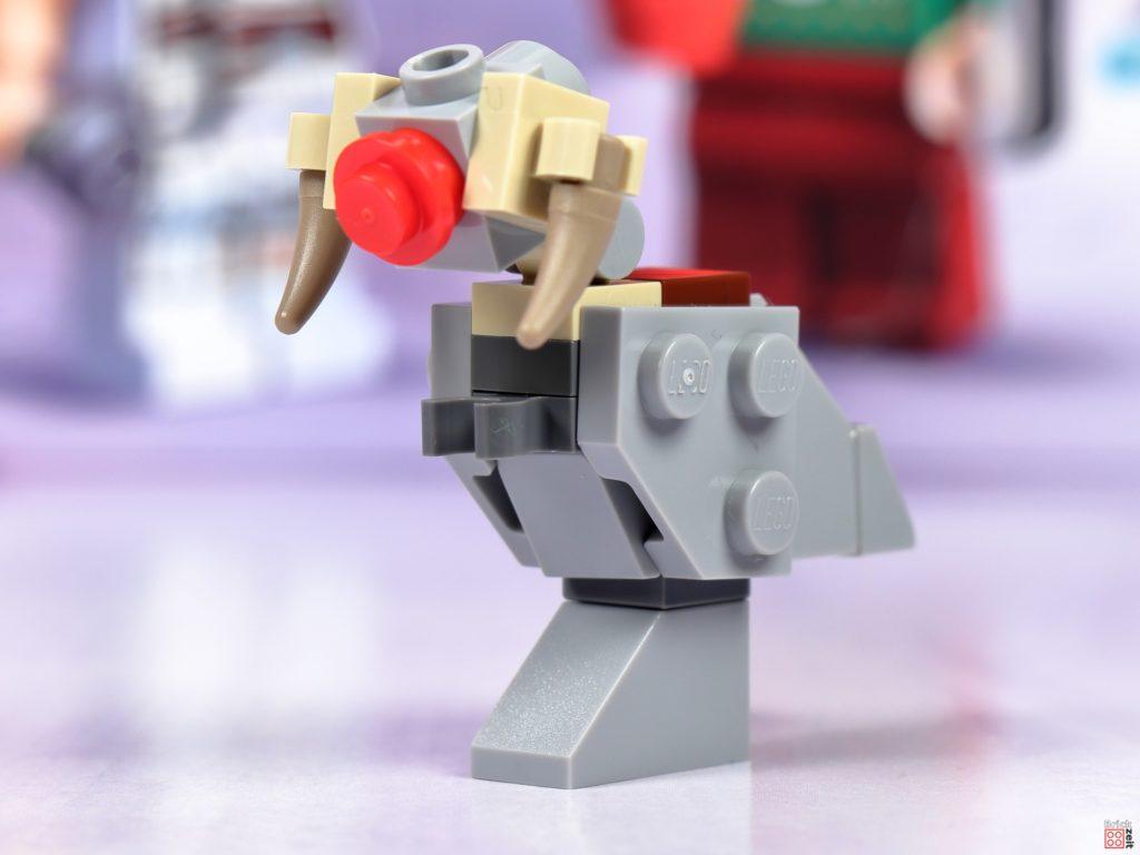 LEGO Star Wars 75279 Adventskalender 2020 - Tür 19, Rednosed Tauntaun | ©Brickzeit