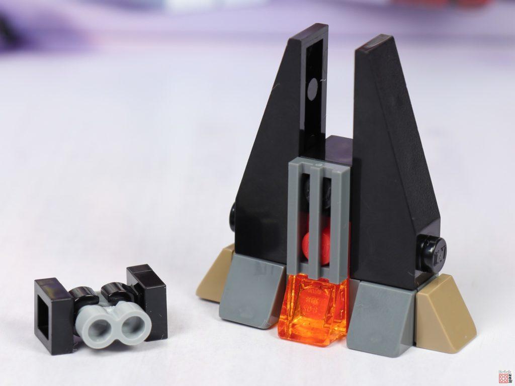 LEGO Star Wars 75279 Adventskalender 2020 - Tür 23, Darth Vaders Festung auf Mustafar | ©Brickzeit
