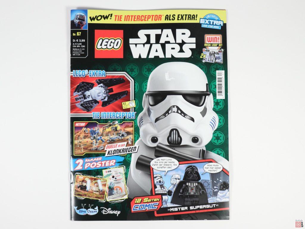 LEGO Star Wars Magazin Nr. 67, Cover | ©Brickzeit