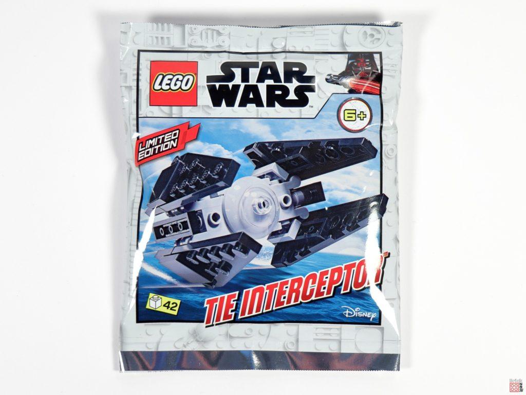LEGO Star Wars TIE-Interceptor Polybag, Item-Nr.: 912067 | ©Brickzeit