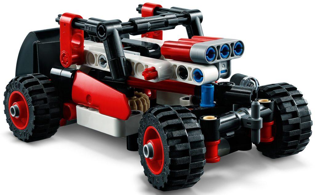 LEGO Technic 42116 Kompaktlader   ©LEGO Gruppe