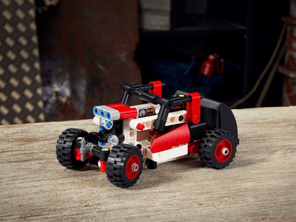 LEGO Technic 42116 Kompaktlader | ©LEGO Gruppe