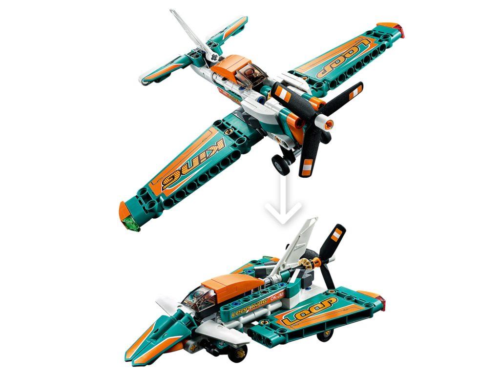 LEGO Technic 42117 Rennflugzeug | ©LEGO Gruppe