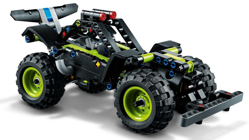 LEGO Technic 42118 Monster Jam® Grave Digger® | ©LEGO Gruppe