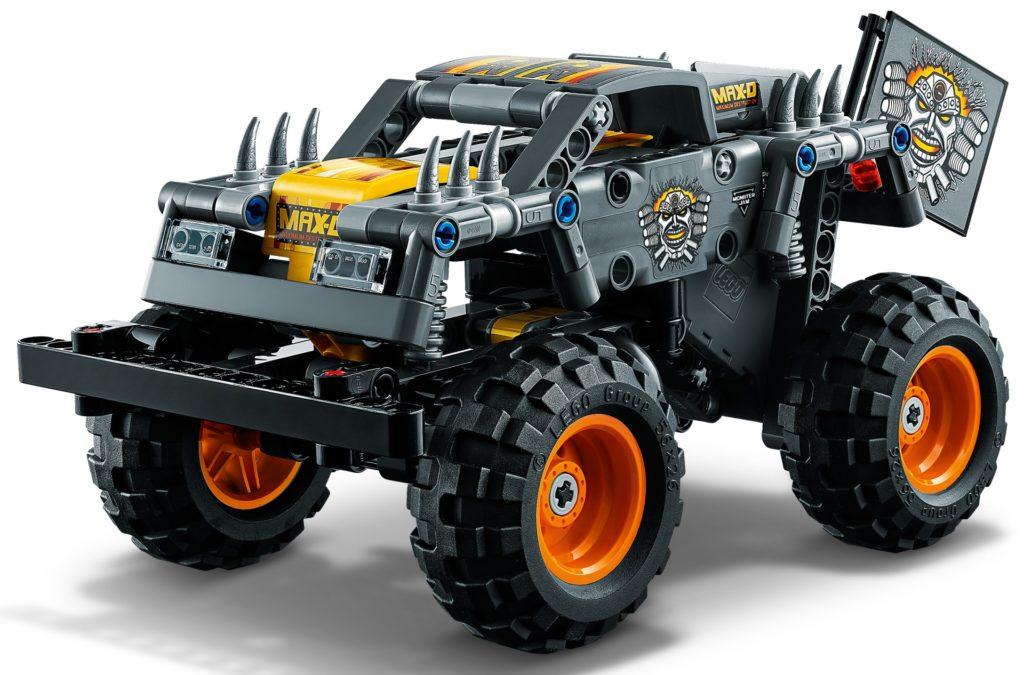 LEGO Technic 42119 Monster Jam® Max-D®   ©LEGO Gruppe