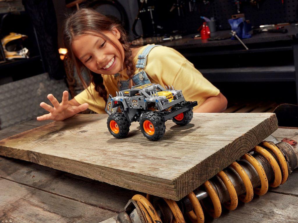 LEGO Technic 42119 Monster Jam® Max-D® | ©LEGO Gruppe