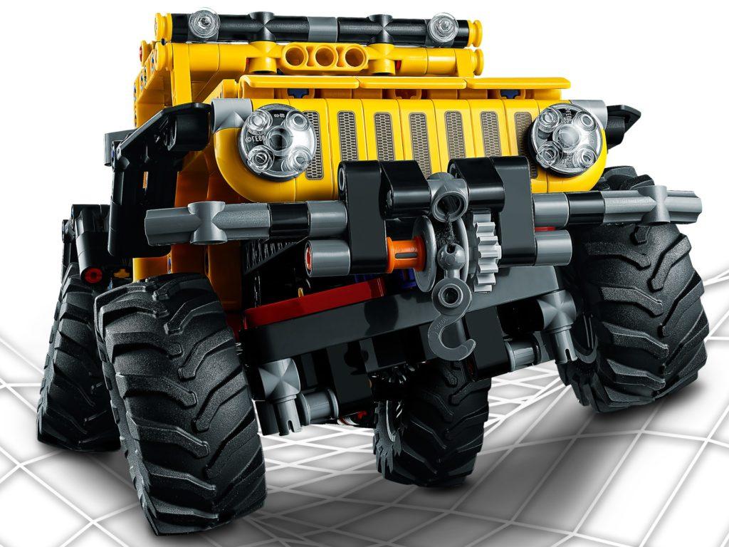 LEGO Technic 42122 Jeep® Wrangler   ©LEGO Gruppe