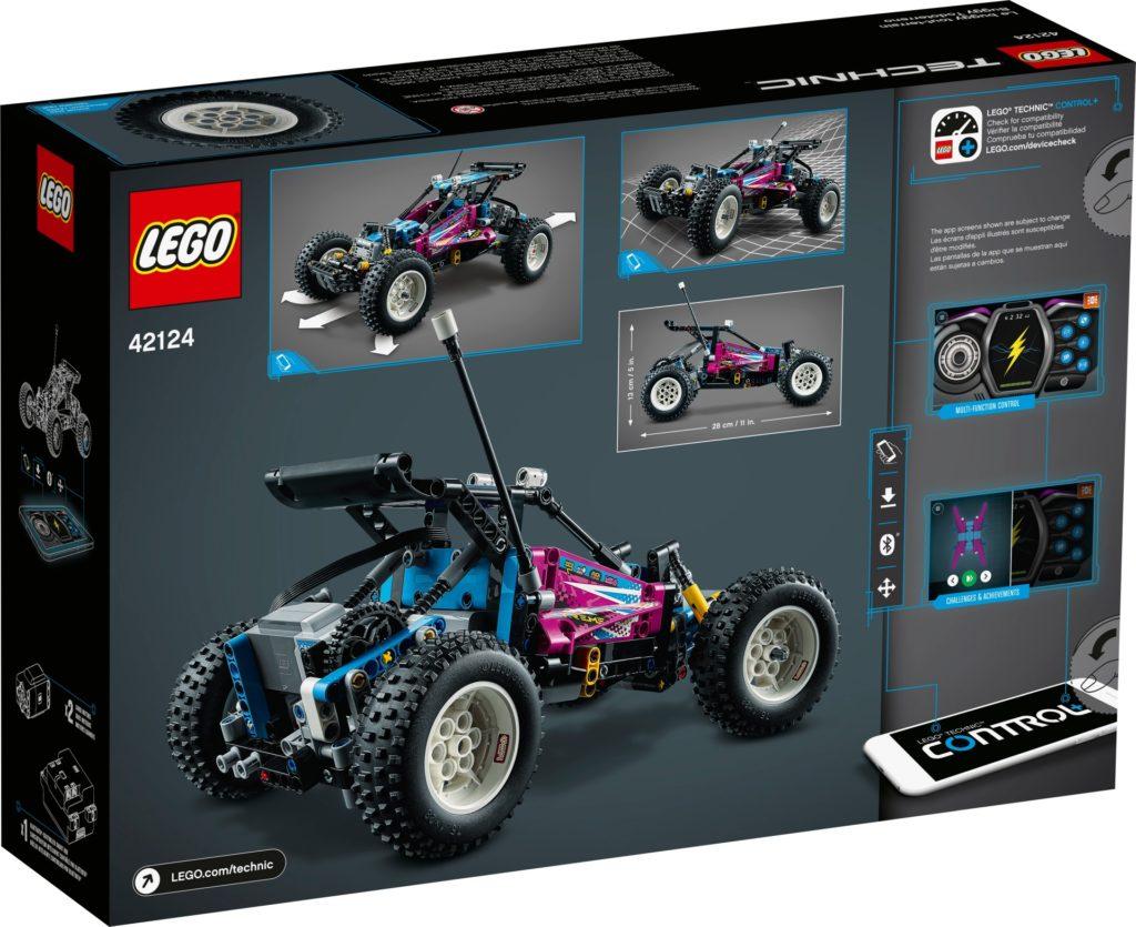 LEGO Technic 42124 Geländewagen | ©LEGO Gruppe