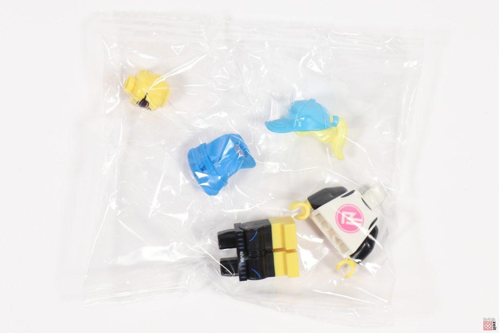 LEGO 71029 Minifigur 1, Stand-up-Paddlerin | ©Brickzeit