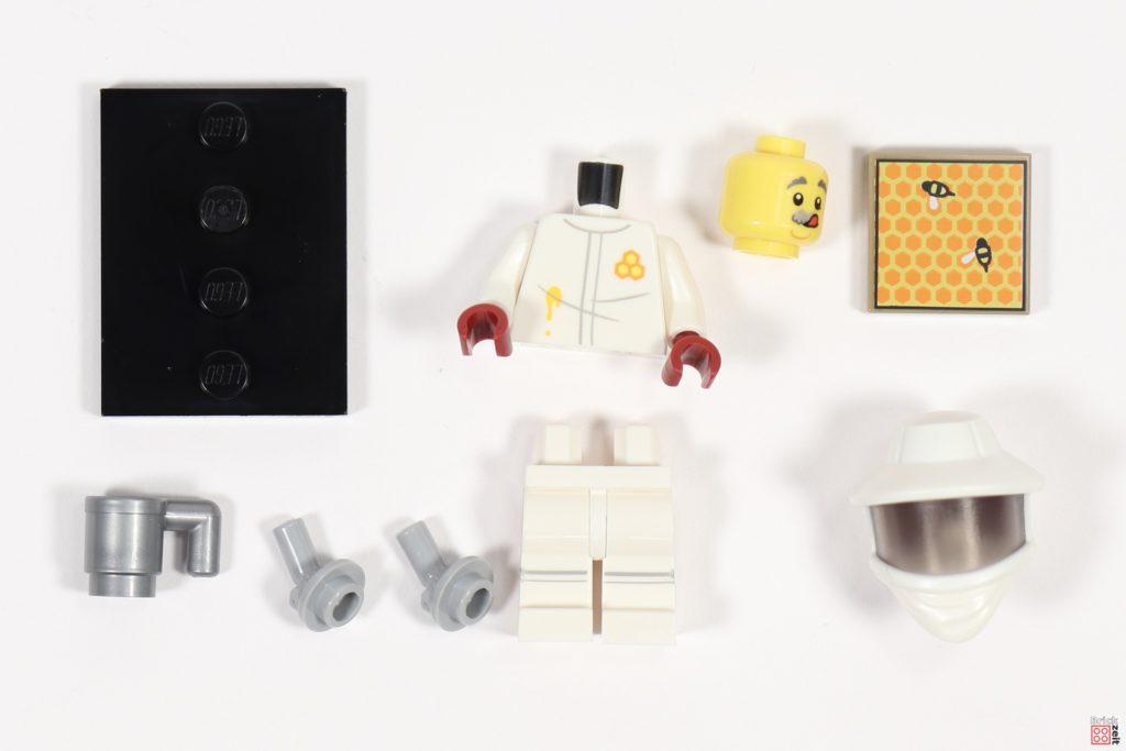 LEGO 71029 Minifigur 7, Imker | ©Brickzeit