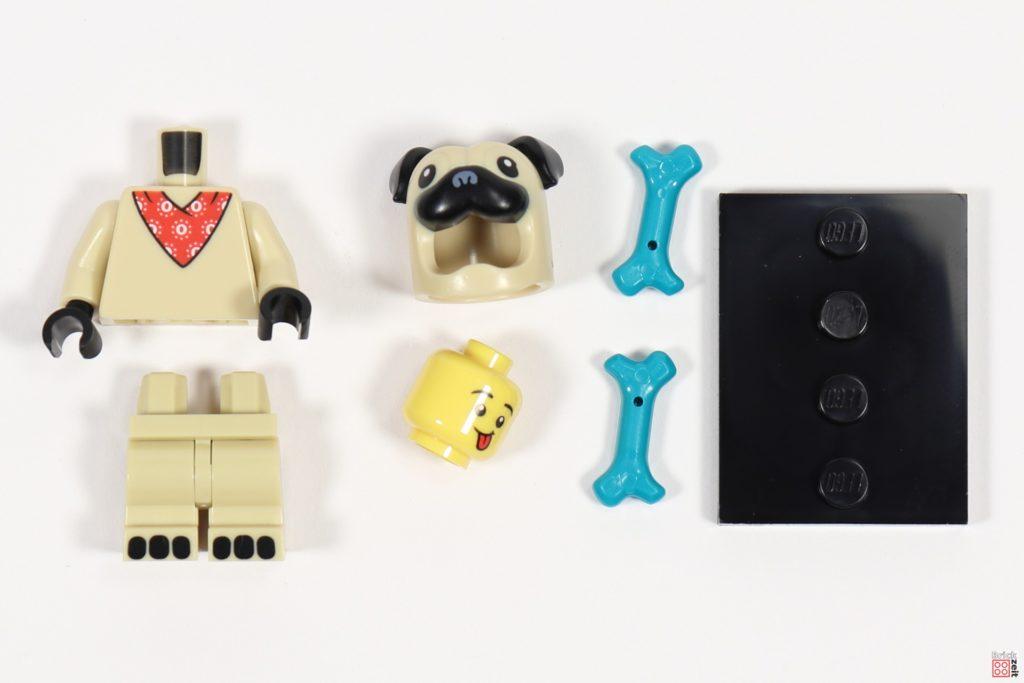 LEGO 71029 Minifigur 5, Junge im Mops-Kostüm | ©Brickzeit