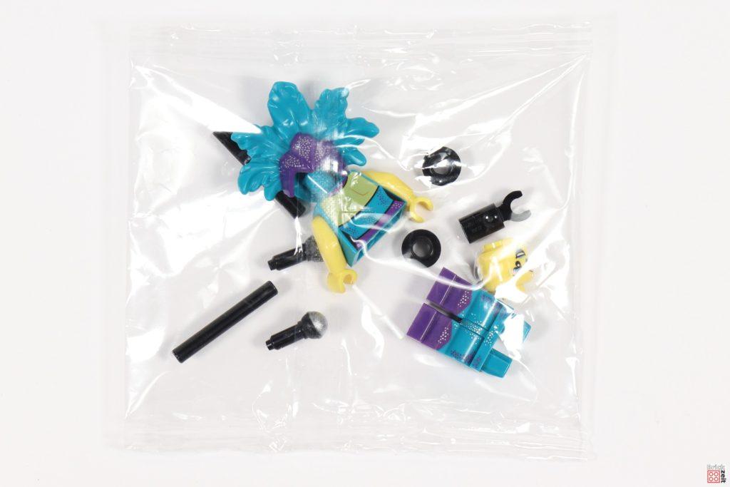 LEGO 71029 Minifigur 12, Kabaret-Sängerin | ©Brickzeit