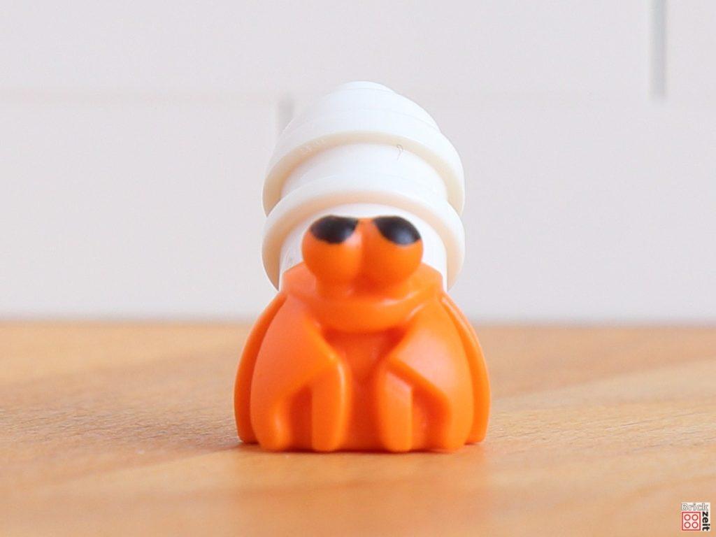 LEGO 71029 Schiffbrüchiger (3) - Einsiedlerkrebs | ©Brickzeit