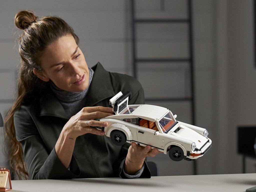 LEGO Creator Expert 10295 Porsche 911 | ©LEGO Gruppe