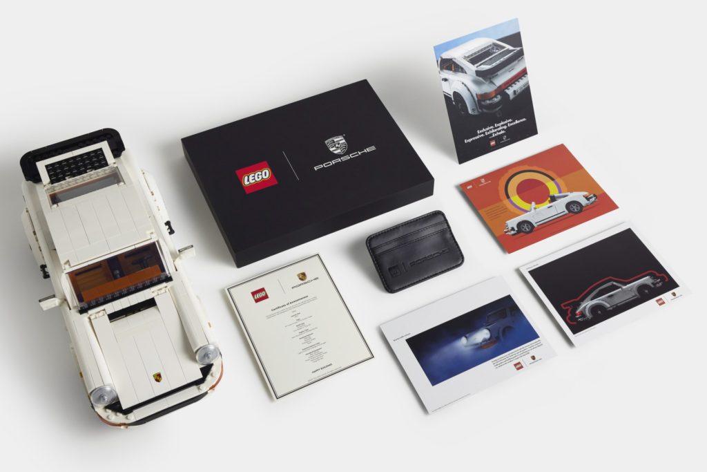 LEGO Porsche Owner Box | ©LEGO Gruppe