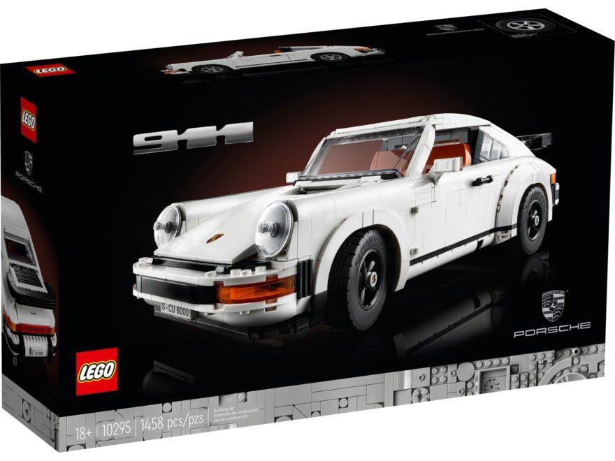 LEGO Creator Expert 10295 Porsche 911 2-in-1 Set | ©LEGO Gruppe