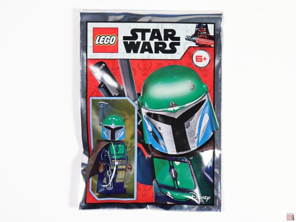 LEGO Star Wars Magazin 68, Mandalorianerin Polybag Item-Nr. ist 912168.