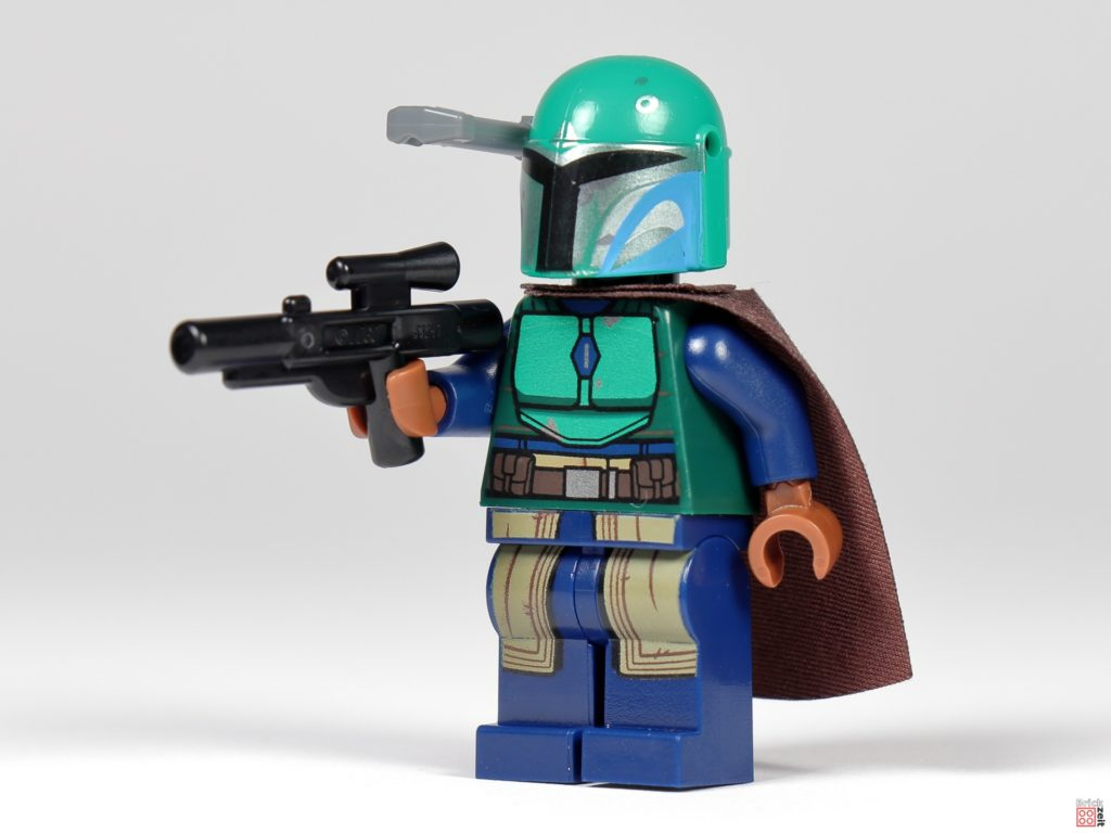 LEGO Star Wars Mandalorianerin | ©Brickzeit