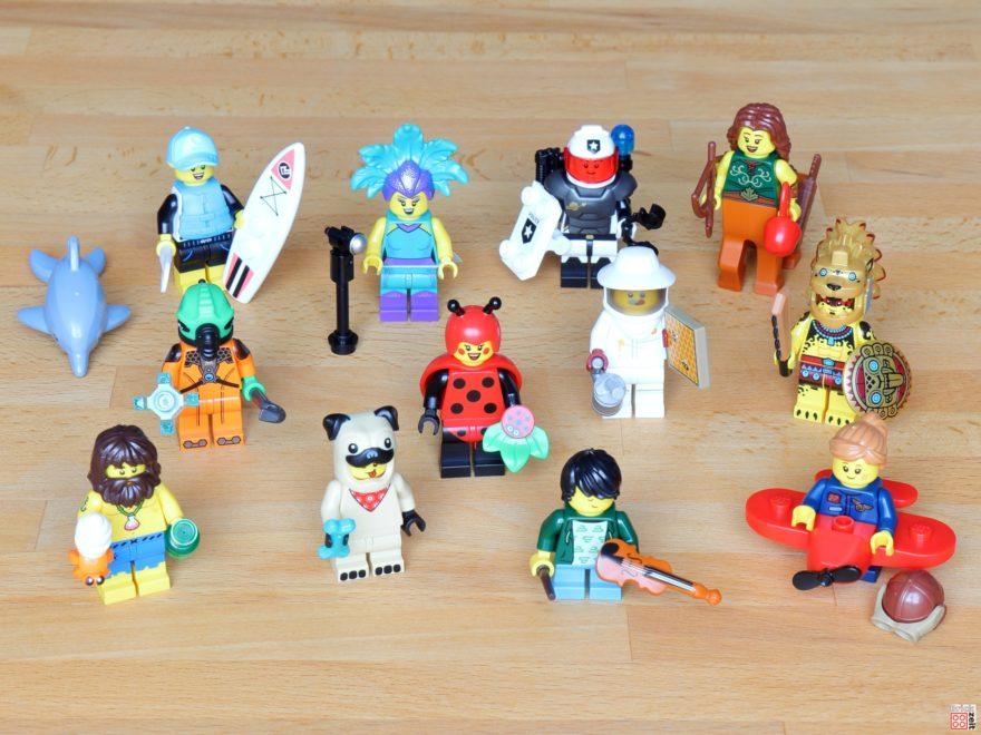 Review - LEGO 71029 Minifiguren Serie 21 | ©Brickzeit