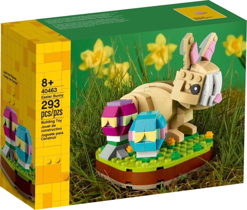 LEGO 40463 Osterhase | ©LEGO Gruppe